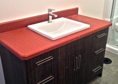 Natural Wood Bathroom Vanity Cabinet Moose Jaw