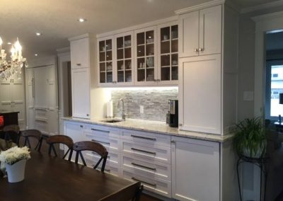 Custom China Cabinet - Moose Jaw, Regina, Saskatoon