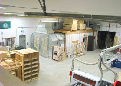 hanover-cabinets-moose-jaw-regina-custom-furniture-paint-booth