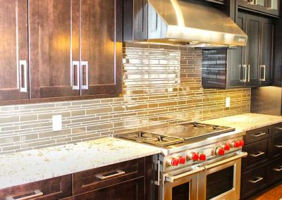 Maple Kitchen Cabinets - Chef's Gourmet Cooking Kitchen Moose Jaw