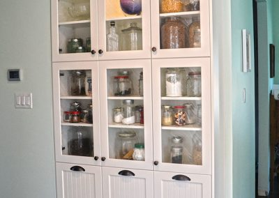 Built-in China Cabinet - Moose Jaw, Regina