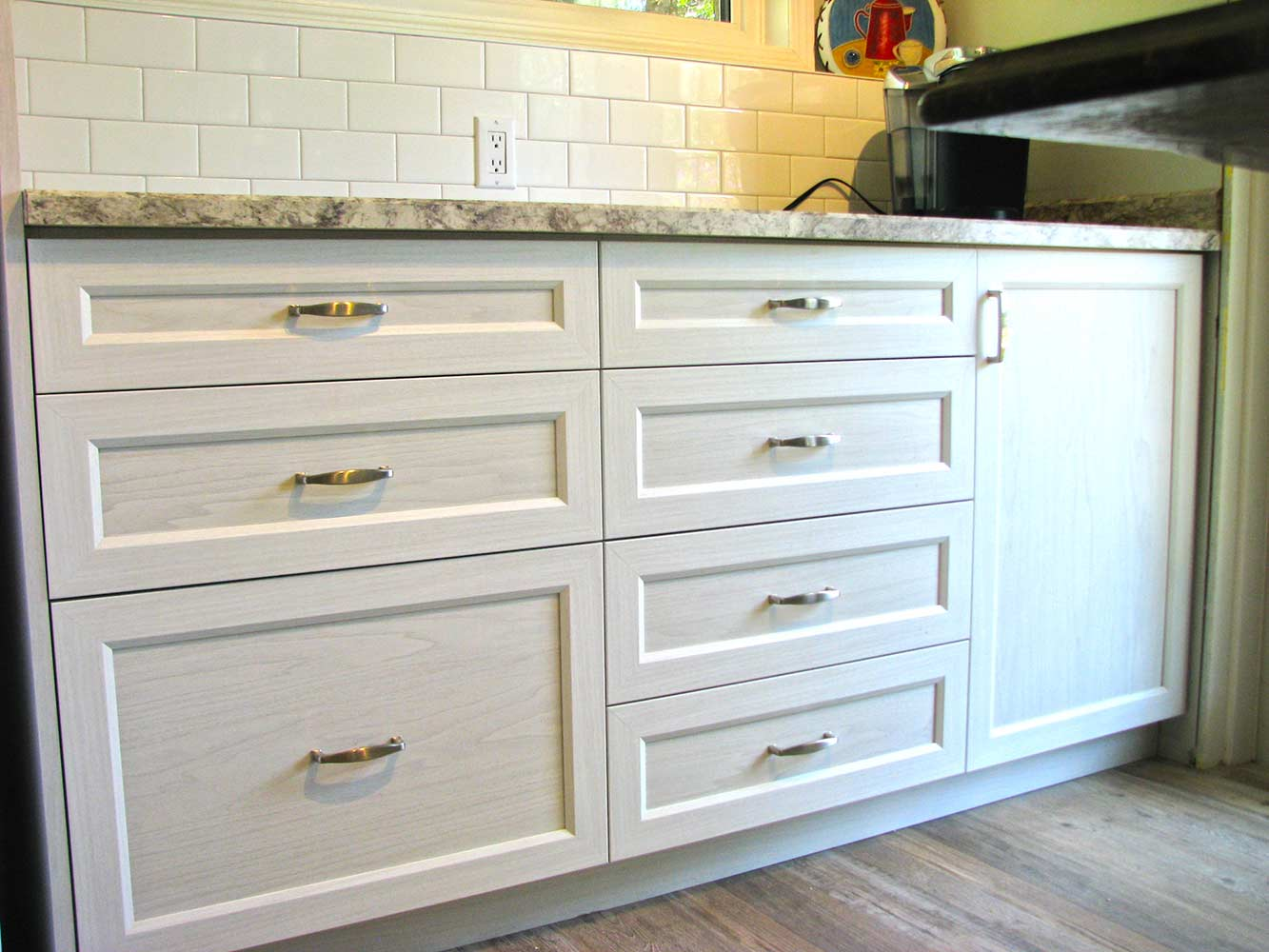 Thermofoil Cabinets - Hanover Cabinets