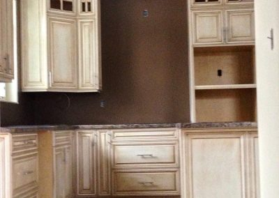 Painted Kitchen Cabinets - Moose Jaw - Regina