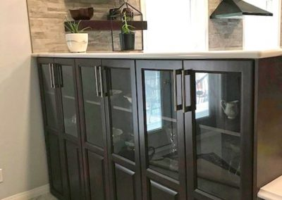 Natural Wood Kitchen Cabinets Moose Jaw